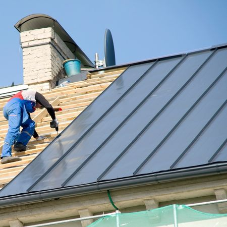Metal Roofing Contractor - Roof Types - Minot, ND - Metal